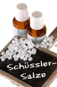 Schüssler Salze zur alternativen Heilmethode